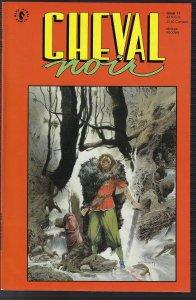 Cheval Noir #11 (Dark Horse, 1989)