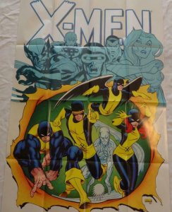 X-MEN Promo Poster, 24 x 36, 2011, MARVEL, Unused more in our store 275