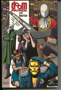 Doom Patrol: Crawling From The Wreckage-Grant Morrison-2004-PB-VG/FN