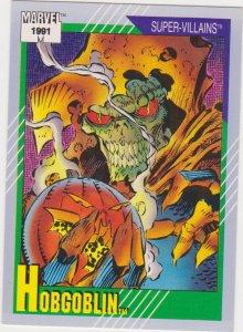 1991 Marvel Universe #86 Hobgoblin