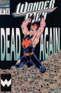 Wonder Man (2nd Series) #10 FN; Marvel | save on shipping - details inside
