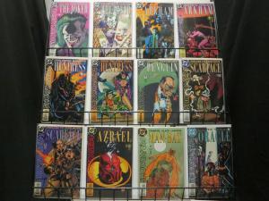SHOWCASE 94 (1994) 1-12  Complete series! Joker, New G