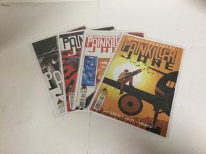 Painkiller Jane 1-4 Lot Set Run Nm Near Mint Icon Comics