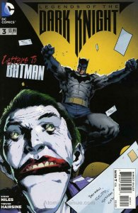 Legends of the Dark Knight #3 VF/NM; DC | save on shipping - details inside