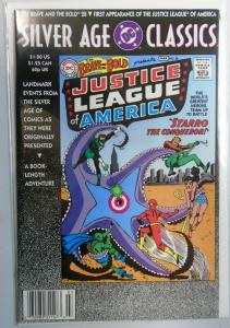 DC Silver Age Classics Brave and the Bold #28, Starro 8.0/VF (1992)