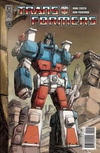Transformers (IDW, 2nd Series), The #5B VF/NM; IDW | save on shipping - details