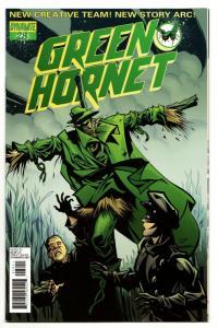 Green Hornet #28 Phil Hester Variant (Dynamite, 2012) FN
