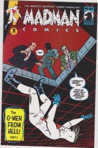 Madman Comics #18