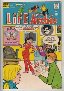 Life with Archie #94 (Feb-70) VF High-Grade Archie, Jughead, Betty, Veronica,...