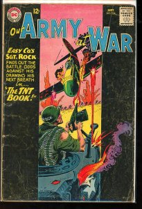Our Army at War #134 (1963)