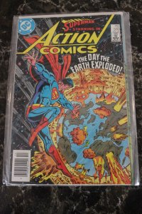 Action Comics #550 (DC, 1983) Condition: VF/NM