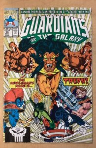 Guardians of the Galaxy #19 (1991)