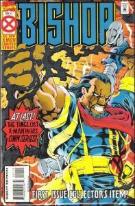 Marvel BISHOP #1 NM-