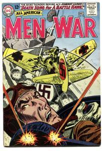 ALL AMERICAN MEN OF WAR #106-comic 1964-JOHNNY CLOUD-WWII AVIATION BATTLE