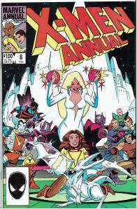 X-Men Annual #8, 8.0 or better