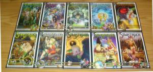 Starstruck #1-13 VF/NM complete series - elaine lee - mike kaluta idw comics set