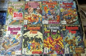 MARVEL ACTION HOUR: FANTASTIC FOUR (1994) 1-8THE SET! COMICS BOOK