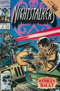 Nightstalkers #2 VF/NM; Marvel | save on shipping - details inside