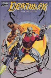 Deathlok (1st Series) #1 VF/NM; Marvel | save on shipping - details inside