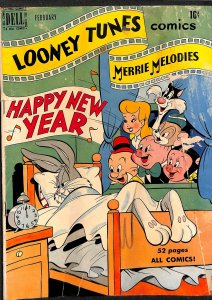 Looney Tunes and Merrie Melodies #100 GD+ 2.5