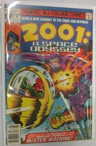 2001:A space odyssey v.k. version #9 4.0 VG (1977)