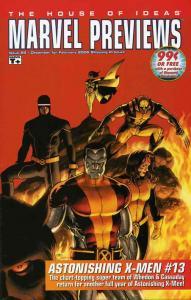 Marvel Previews #28 FN; Marvel | save on shipping - details inside
