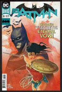 Batman #39  (Mar 2018, DC) 0 9.2 NM-