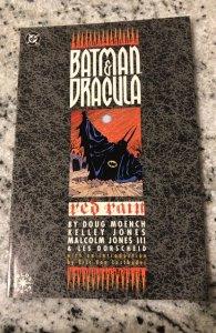 Batman & Dracula: Red Rain #1 (1991) NM DC Elseworlds Comic Book JH6