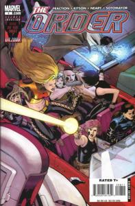 Order, The (2nd Series) #8 FN; Marvel | save on shipping - details inside