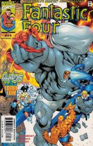 Fantastic Four (1998 series) #23, NM + (Stock photo)