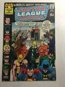 Justice League Of America 88 Fn Fine 6.0 DC Comics