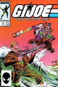 G.I. Joe: A Real American Hero (1982 series) #60, VF- (Stock photo)