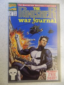 PUNISHER WAR JOURNAL # 32