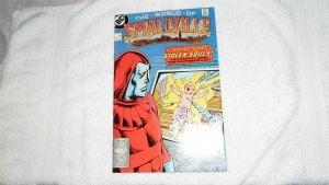 1988 DC COMICS THE WORLD OF SMALLVILLE # 3