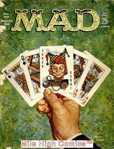 MAD (MAGAZINE) #69 Fine