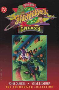 Hitchhiker's Guide to the Galaxy, The TPB #1 FN; DC | save on shipping - details