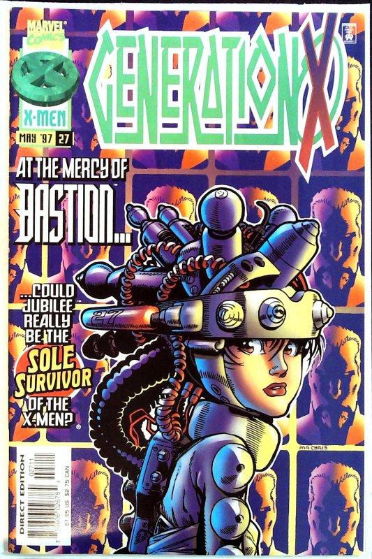 Generation X #27 (1997)