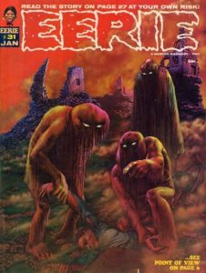 Eerie (1965 series) #31, Fine+ (Stock photo)
