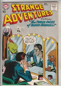 Strange Adventures #102 (Mar-59) VF/NM High-Grade Space Museum