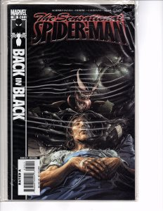 Marvel Comics The Sensational Spider-Man #39 Back in Black Venom