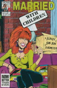 Married…With Children (Vol. 2) #2 VF/NM; Now | save on shipping - details inside