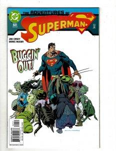 Adventures of Superman #621 (2003) OF35