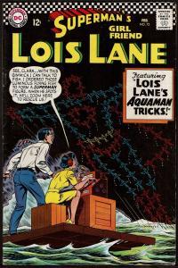 Lois Lane #72 (Feb 1967, DC) 6.5 FN+