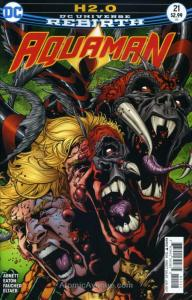 Aquaman (8th Series) #21 VF/NM; DC | save on shipping - details inside