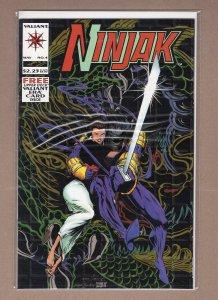 Ninjak #4 (1994)