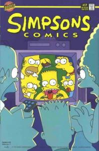 Simpsons Comics #17 VF/NM; Bongo | save on shipping - details inside
