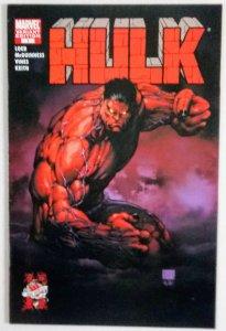 HULK #1 (2008) Wizard World Los Angeles Michael Turner variant edition ID#MBX2