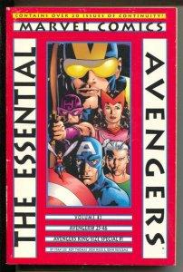 Essential Avengers-Vol.2-Stan Lee-2000-PB-VG/FN