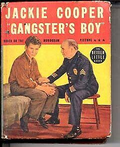 JACKIE COOPER-GANGSTER'S BOY-#1402-BLB VG