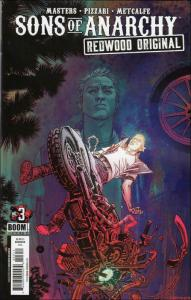 Sons of Anarchy Redwood Original #3 VF/NM; Boom! | save on shipping - details in
